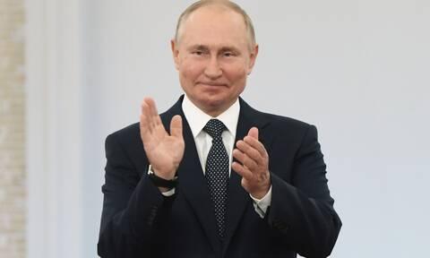 O Βλαντιμίρ Πούτιν
