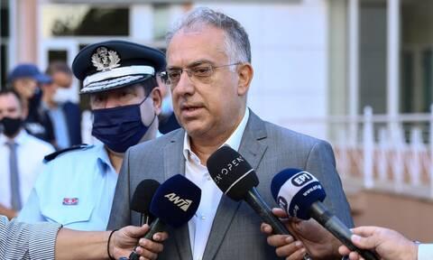 Τάκης Θεοδωρικάκος: Αιφνιδιαστική επίσκεψη στη ΓΑΔΑ – Τι είδε ο υπουργός