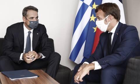 EuroMed7: Στην Αθήνα Μακρόν και Ντράγκι στις 17 Σεπτεμβρίου
