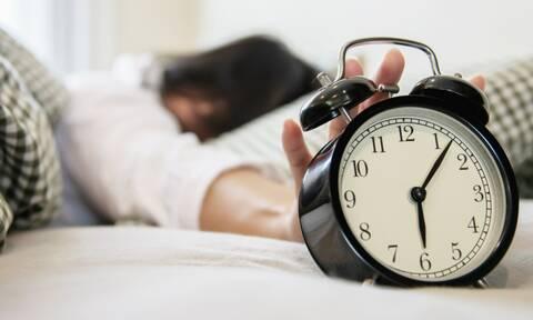 3 μυστικά για να ξυπνάς το πρωί πανεύκολα
