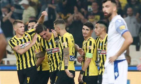 AEK: Τσούμπερ και Άμραμπατ επαθαν... πλάκα - Αυτός μπαίνει στον «πάγο» (photos+video)