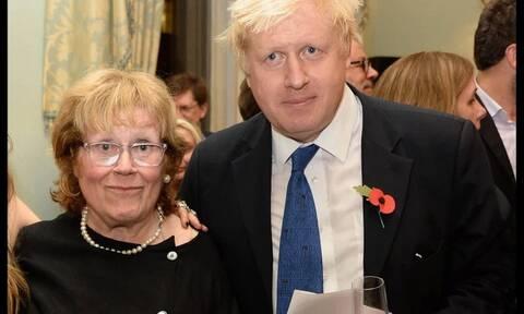 Βρετανία: Πέθανε η μητέρα του πρωθυπουργού Μπόρις Τζόνσον