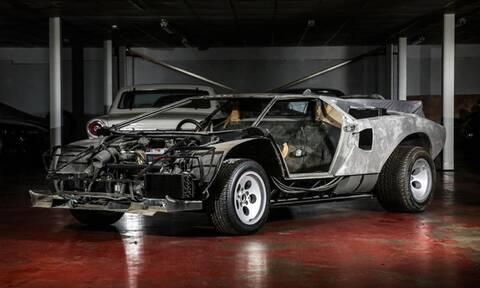 Ανάσα ζωής για μια κλασική Lamborghini Countach