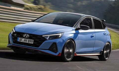 Οι τιμές πώλησης των Hyundai i20 N, i30 N και Kona N