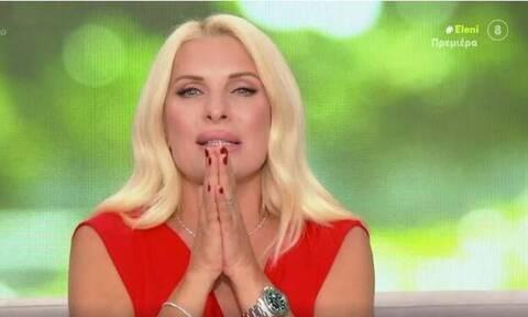 Mega: Τι τηλεθέαση έκανε η Ελένη Μενεγάκη στην πρεμιέρα της