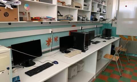 Με ηλεκτρονικούς υπολογιστές εξοπλίστηκαν σχολεία της Λέρου - Οι ευχαριστίες του δημάρχου