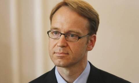 Σταδιακά η υιοθέτηση του ψηφιακού ευρώ λέει ο Γιενς Βάιντμαν
