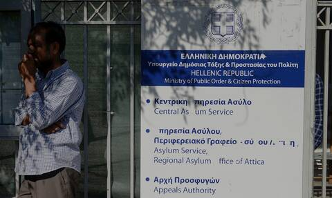 Φάρσα το τηλεφώνημα για βόμβα στην Υπηρεσία Ασύλου στην Κατεχάκη – Κανονικά η κυκλοφορία