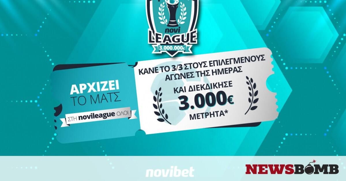 facebookNovileague 3k press