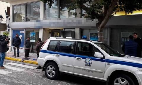 В центре Афин совершено вооруженное ограбление банка