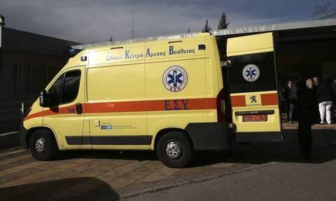 Λάρισα: Γυναίκα έπαθε έμφραγμα και πέθανε μέσα στο αυτοκίνητο της κόρης της