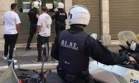 Ένοπλη ληστεία σε τράπεζα, στην «καρδιά» της Αθήνας