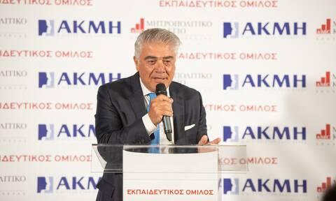Αντιπρόεδρος της EVBB o πρόεδρος του ΙΕΚ ΑΚΜΗ, Κωνσταντίνος Ροδόπουλος