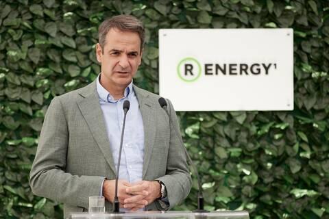 Μητσοτάκης αυξήσεις καταναλωτές φυσικό αέριο