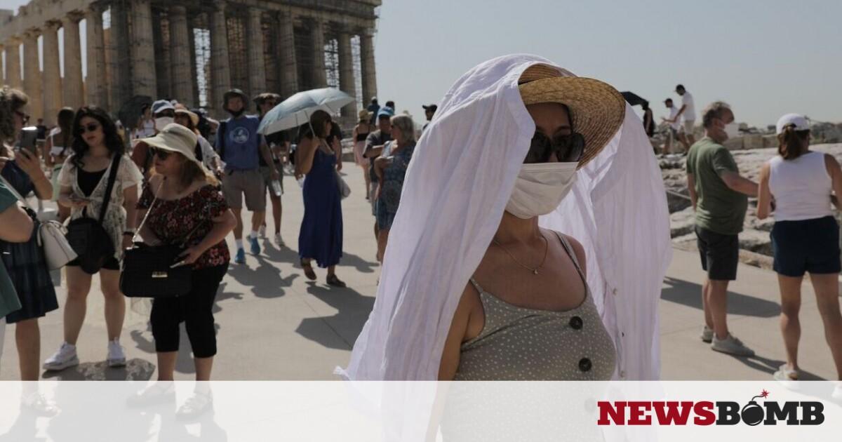 Κρούσματα σήμερα: 2.919 νέα ανακοίνωσε ο ΕΟΔΥ – 31 νεκροί σε 24 ώρες, στους 369 οι διασωληνωμένοι – Newsbomb – Ειδησεις