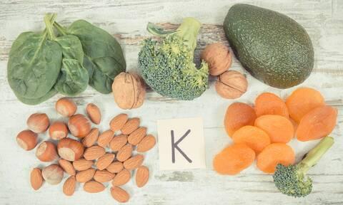Βιταμίνη Κ: 16 τροφές με υψηλή περιεκτικότητα (video)