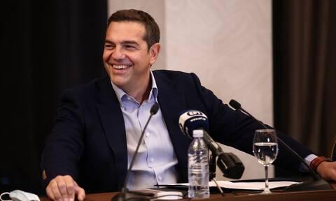 Ο πρόεδρος του ΣΥΡΙΖΑ, Αλέξης Τσίπρας