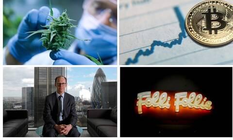 H J.C. Flowers, οι έλεγχοι στα Virtual Assets και οι νέοι παίκτες στη φαρμακευτική κάνναβη