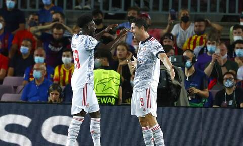 Champions League: Η Μπάγερν Μονάχου «πάτησε» την Μπαρτσελόνα! – Όλα τα highlights (videos)