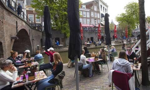 Ολλανδία - Κορονοϊός: Χαλάρωση των μέτρων και εισαγωγή υγειονομικού πιστοποιητικού