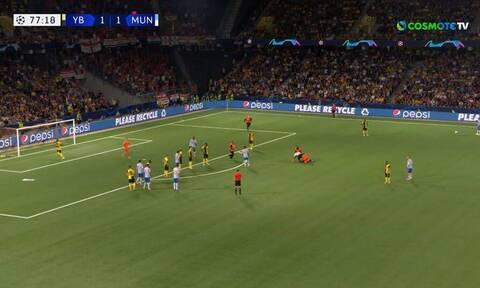 Champions League: Εισβολή με... τούμπες στο Γιουνγκ Μπόις – Μάντσεστερ Γιουνάιτεντ (vid)