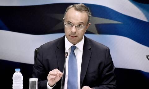 Σταϊκούρας: Ανοιχτό το ενδεχόμενο πρόσθετων ευνοϊκών μέτρων - Τι είπε για τον πληθωρισμό