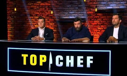 Top Chef: Αυτοί είναι οι υποψήφιοι προς αποχώρηση