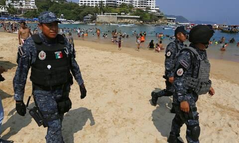 Μεξικό: Ένοπλοι εισέβαλαν σε ξενοδοχείο και απήγαγαν 20 αλλοδαπούς