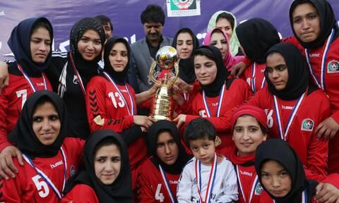 H γυναικεία ομάδα ποδοσφαίρου του Αφγανιστάν