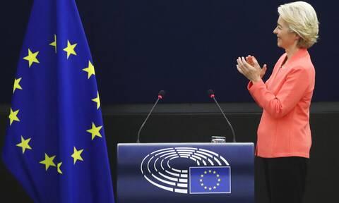 Ούρσουλα φον ντερ Λάιεν: Κάλεσμα προς τα κράτη-μέλη για νέο κοινό Σύμφωνο για τη μετανάστευση