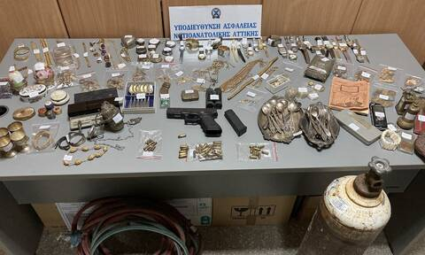 Εξαρθρώθηκε εγκληματική οργάνωση με λεία πάνω από 700.000 ευρώ - Συνελήφθησαν δύο άνδρες