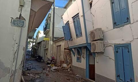 Σάμος - ετοιμόρροπα κτήρια από το σεισμό του 2020: Μα δεν ντρέπεται κανείς για το κατάντημα;