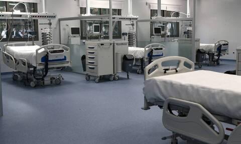 Κορονοϊός: Ανεμβολίαστοι οι περισσότεροι ασθενείς που εισέρχονται στις ΜΕΘ