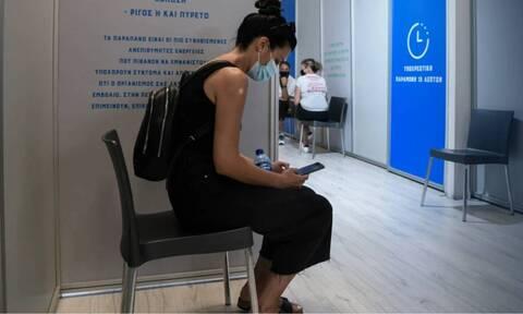 В Греции с сегодняшнего дня можно записаться на 3 дозу вакцины от коронавируса