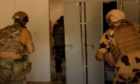 Εντυπωσιακές εικόνες από την άσκηση Ειδικών Δυνάμεων Κύπρου-Αιγύπτου (vid)