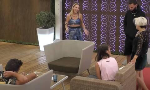 Big Brother: Ξεκάθαρες οι κλίκες μέσα στο σπίτι - Η ώρα της ψηφοφορίας έφτασε