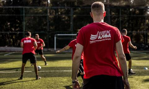 Πρώτοι σε επαγγελματική αποκατάσταση οι απόφοιτοι Προπονητικής του ΙΕΚ ΑΛΦΑ