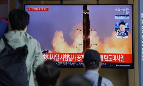 ΗΠΑ: Το Στέιτ Ντιπάρτμεντ καταδικάζει την εκτόξευση πυραύλου από τη Βόρεια Κορέα