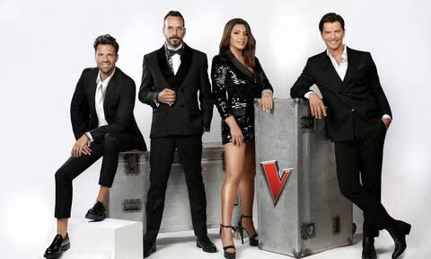 Επιστρέφει το «The Voice of Greece» - Η ανακοίνωση για την πρεμιέρα