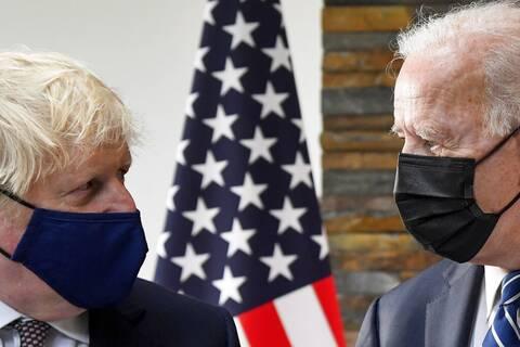 ΗΠΑ: Επίκειται κοινή δήλωση Μπάιντεν - Τζόνσον - Μόρισον για ένα «θέμα εθνικής ασφάλειας»