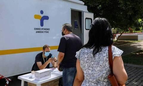 ΕΟΔΥ: Δωρεάν rapid test την Πέμπτη (16/9) σε 147 σημεία σε όλη τη χώρα
