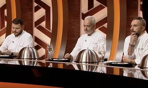 Game of Chefs: «Είναι ότι χειρότερο έχω δει, δεν τρώγεται» (video)