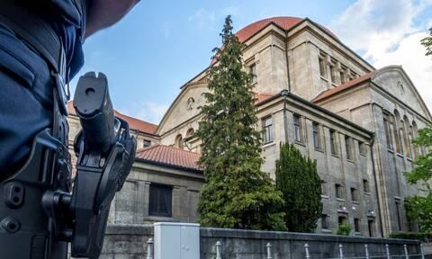 Γερμανία συναγωγή Χάγκεν αστυνομία
