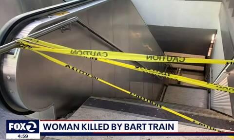 Τραγικό δυστύχημα στις ΗΠΑ: 41χρονη σκοτώθηκε στο μετρό όταν κόλλησε σε συρμό το λουρί του σκύλου