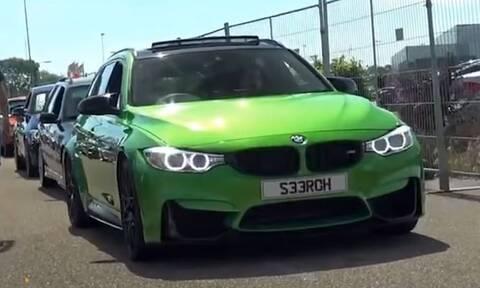 Στην πρέσα μία ανύπαρκτη νομικά BMW M3 Touring