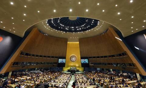 ΗΠΑ: Μόνο με πιστοποιητικό εμβολιασμού η συμμετοχή στη ΓΣ του ΟΗΕ - Αντιδράσεις από Γκουτέρες