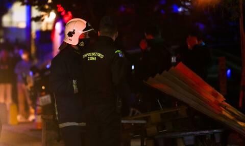 Τραγωδία στον Άγιο Δημήτριο: Νεκρή μια γυναίκα 40-45 ετών από φωτιά σε διαμέρισμα