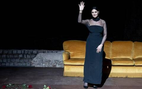 Μόνικα Μπελούτσι: Με το αυθεντικό πιάνο της Μαρίας Κάλλας στο Ηρώδειο