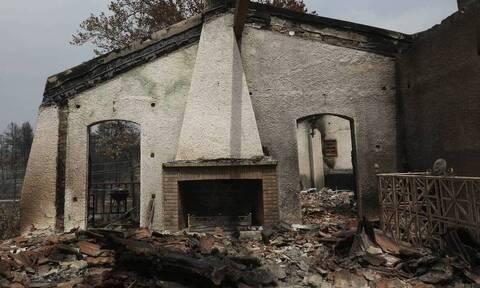 Παράταση και αναστολή καταβολής βεβαιωμένων οφειλών για τους πυρόπληκτους της Αττικής