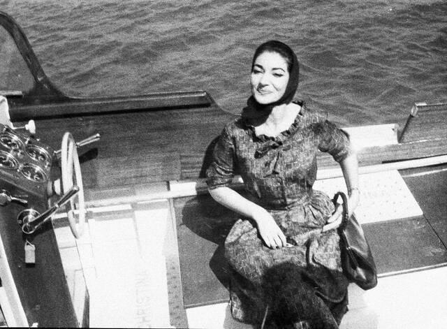 Μαρία Κάλλας, 1959